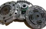VAUXHALL VECTRA 2.0DTI DMF DUAL MASS REPLACEMENT FLYWHEEL, CLUTCH & CSC